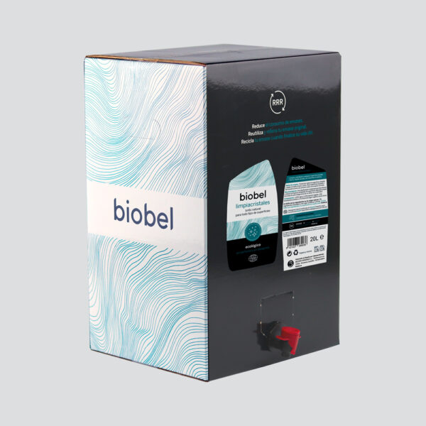 Biobel Glass Cleaner 20L