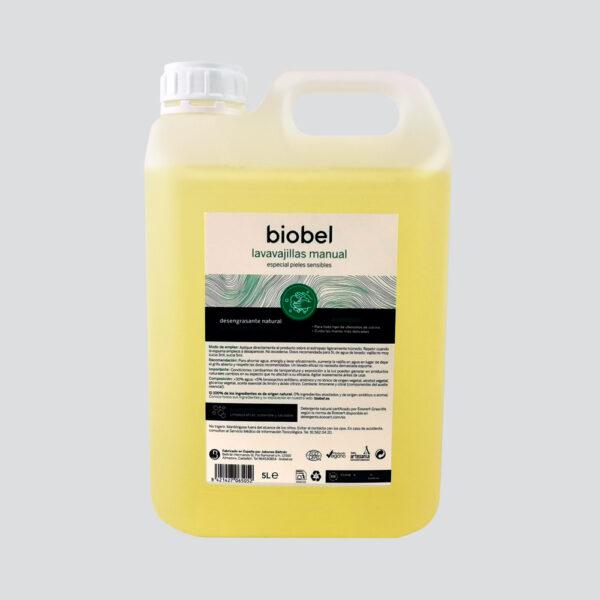 Washing-up Liquid Biobel 5L