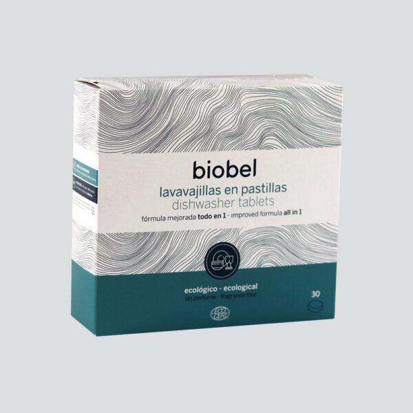 Dishwasher Tablets Biobel 30 uds