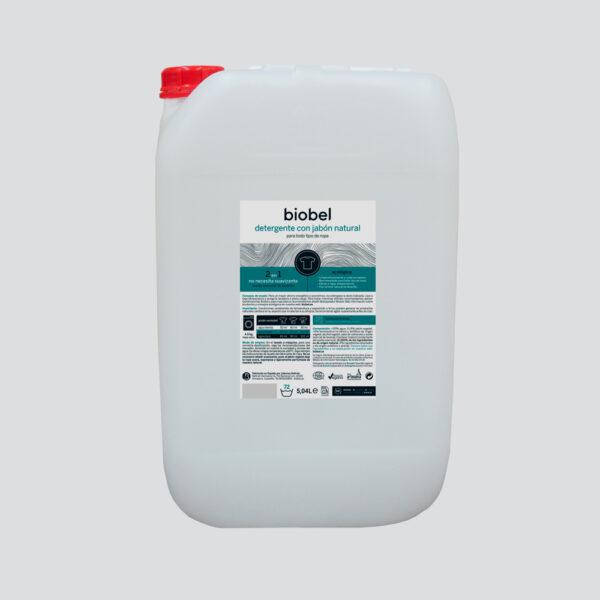 Ecological detergent liquid Biobel